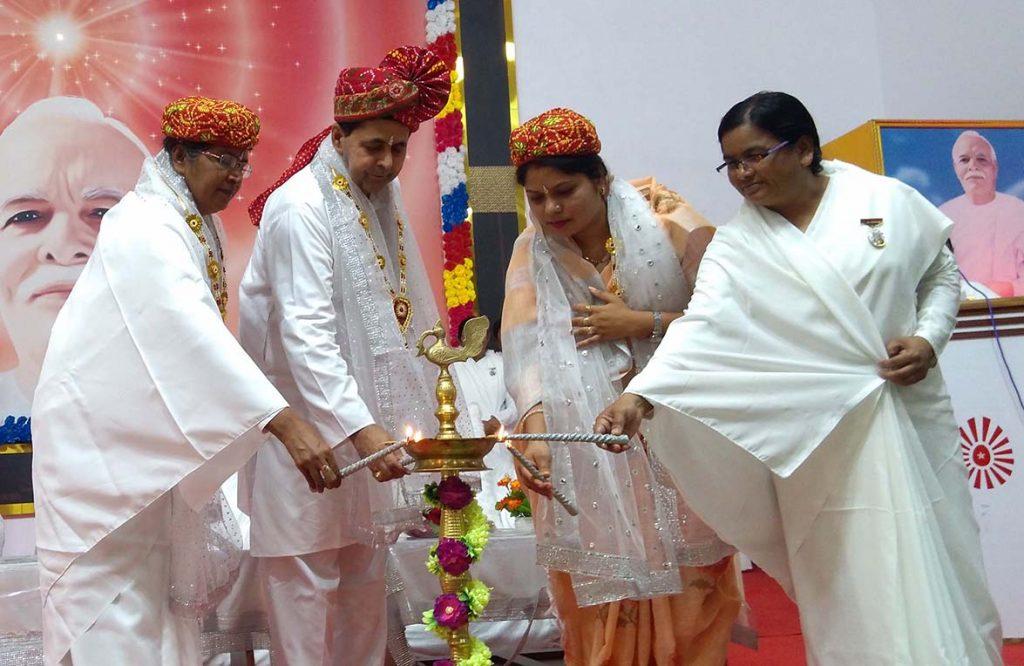 सम्पूर्ण पवित्रता अपनाना ही जीवन का लक्ष्य हो - ब्र.कु. भारत भूषण भाई