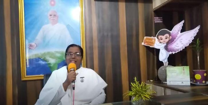 Dhamtari (CG) - Webinar on Doctors Day - 1 जुलाई डॉक्टर्स डे पर ब्रह्माकुमारीज धमतरी में हुआ ऑनलाइन वेबिनार